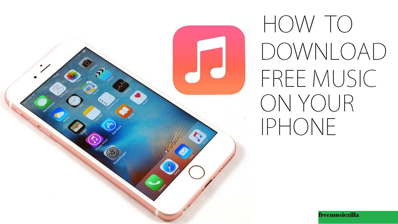 Aplikasi iPhone untuk Download Lagu Gratis